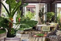 INSPIRATED BY porches / Find awesome ideas for your porch and your balcony ...