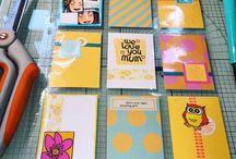 Pocket letters / Pocket letter inspiration