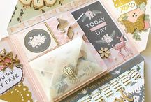 Mailers and loaded envelopes / Crafting inspiration for happy mail!