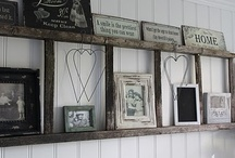 Crafts and decorating ideas