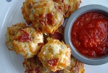 Appetizers and Snack Ideas