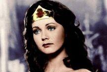 My Childhood Hero / WONDER WOMAN  / by Ana Clarissa
