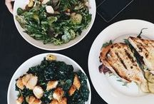 Dinner & Meal planner / Eat enough to get enough energy throughout the day