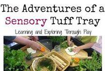 Kids sensory activitiys