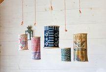 Hanging Mobile inspiration / by Sam J