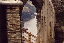 Windows, Doors, Stairs and Passage Ways