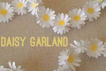 Bunting / garlands