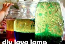 Kids science ideas