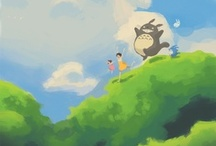 Studio Ghibli / <3