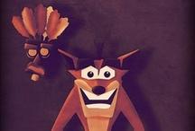 Crash Bandicoot / My childhood <3