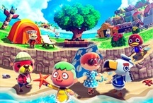 Animal Crossing / I Love this game! <3