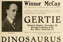 Winsor McCay / Comic strip illustrator & father of animation