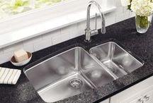Undermount Sinks / stainless steel sinks