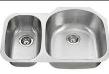 Stainless Steel Sinks / kitchen sinks, undermount sinks