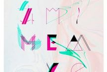 \ T Y P 3 _candy / creative typography, & typefaces