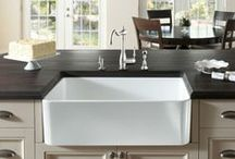 Blanco Sinks / Blanco Sinks for every style and decor. Modern, Traditional, Contemporary. Stainless steel sinks, composite sinks, farmhouse sinks, prep sinks, bar sinks. Blanco sinks have the right model for you.