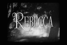 Rebecca/Manderley / My favorite movie of all time. / by Linda Fahr Forston