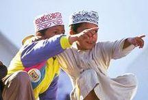 Menschen | Oman / Gastfreundlich, tolerant und weltoffen - das sind die Menschen im Oman.