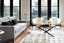 Living room / Sit back and enjoy a cup of coffee