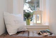 Reading Corner / For you book lovers