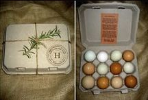 PACKAGING MATTERS / After all, the cows and chickens worked very hard to make the very best.