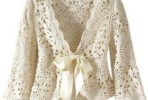 Crochet Clothing / Inspiratie