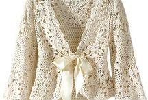 Crochet Clothing / Inspiratie