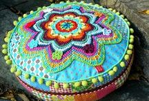 Crochet Home / Inspiratie