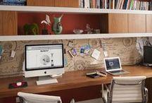 Workspace / meu home office