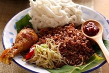 Indonesian foods, sweets and drinks / by Lianny