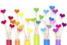 ღ H E A R T S / Every beautiful heart-shaped things ღ / by Gem Estolas ♔