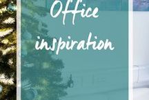 Office inspiration / How to design and decorate the perfect office in your home