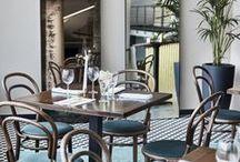 Realizacje NAP / Hotele, restauracje, sklepy, mieszkania prywatne... Wszystkie przestrzenie, w których wyposażeniu uczestniczyliśmy. Różne style, pomysły i sposoby na aranżację.
