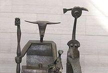 Skulpturen, / kunst!