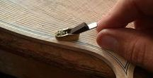 Gitarrenbau-Werkzeuge /  Tools