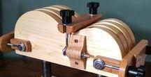 Gitarrenbau-Maschinen/Vorrichtungen