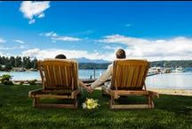 Romance / We love romance. If you are seeking romantic hotels in Washington State you are in the right place. Watch for our romantic pins. More at http://www.alderbrookresort.com / by Alderbrook Resort & Spa