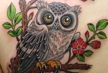 Tattoo ideas / by Amanda Spiteri