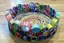 UNIQUE CRAFT IDEAS / diy_crafts / by Bonnie Westerling