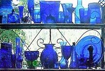 COBALT BLUES!!! / by Bonnie Westerling