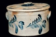 POTTERY OR CROCKS / by Bonnie Westerling