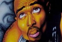 TUPAC PAC / by Bonnie Westerling