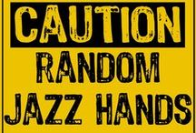 Jazz Hands / by Newport Jazz