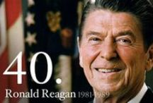 "1981-1989 - Ronald Reagan, 40th President of the United States / 1980-1989 - The Reagan Presidency - ""Greed is Good"" - Deregulation - Republicans run amok - Reaganomics - Carter v. Reagan - Mondale v. Reagan - VP George H. W. Bush / by Modern Muckrakers"