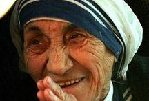 Old age / Wrinkles, smile, pain, love ...