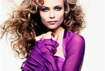 ❤Belle... purple❤ / A fashion fairytale in shades of purple.