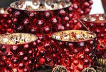 """❤Cranberry Crush❤ / """"If one says 'Red' – the name of color – and there are fifty people listening, it can be expected that there will be fifty reds in their minds. And one can be sure that all these reds will be very different."""" -- Josef Albers"""