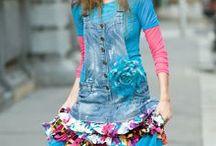 Jeans style / Most már napi, világ divat. Minden korunak, minden napszakban, minden alkalmmal elfogadott stilus. Legfontossabb tulajdonsága  a kényelem.