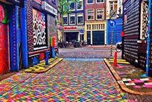 Amsterdam / Leuke plekken in Amsterdam