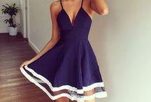 ∂яєѕѕ / Les robes que j'aime
